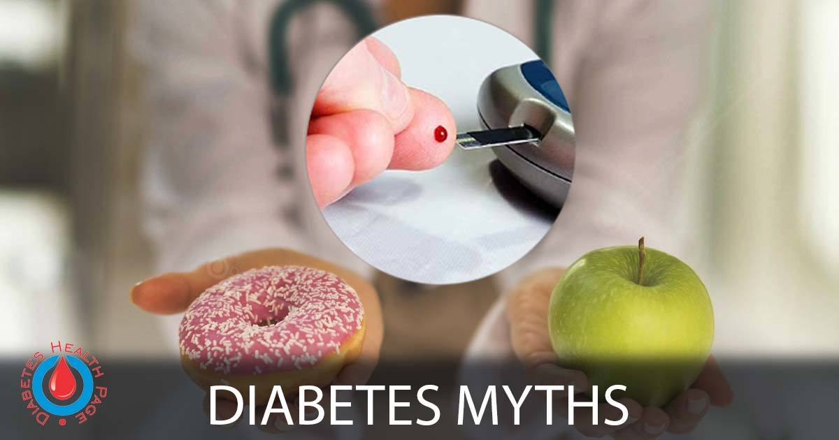 10 Myths about Diabetes You Need To Know
