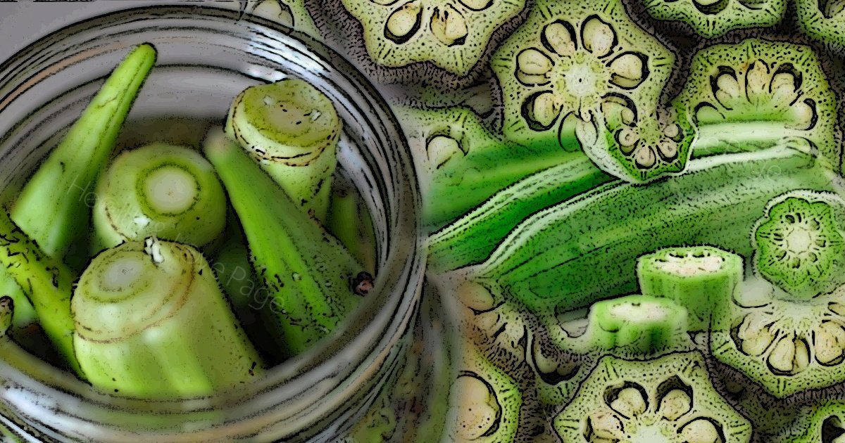 How to Make Okra Water for Diabetes