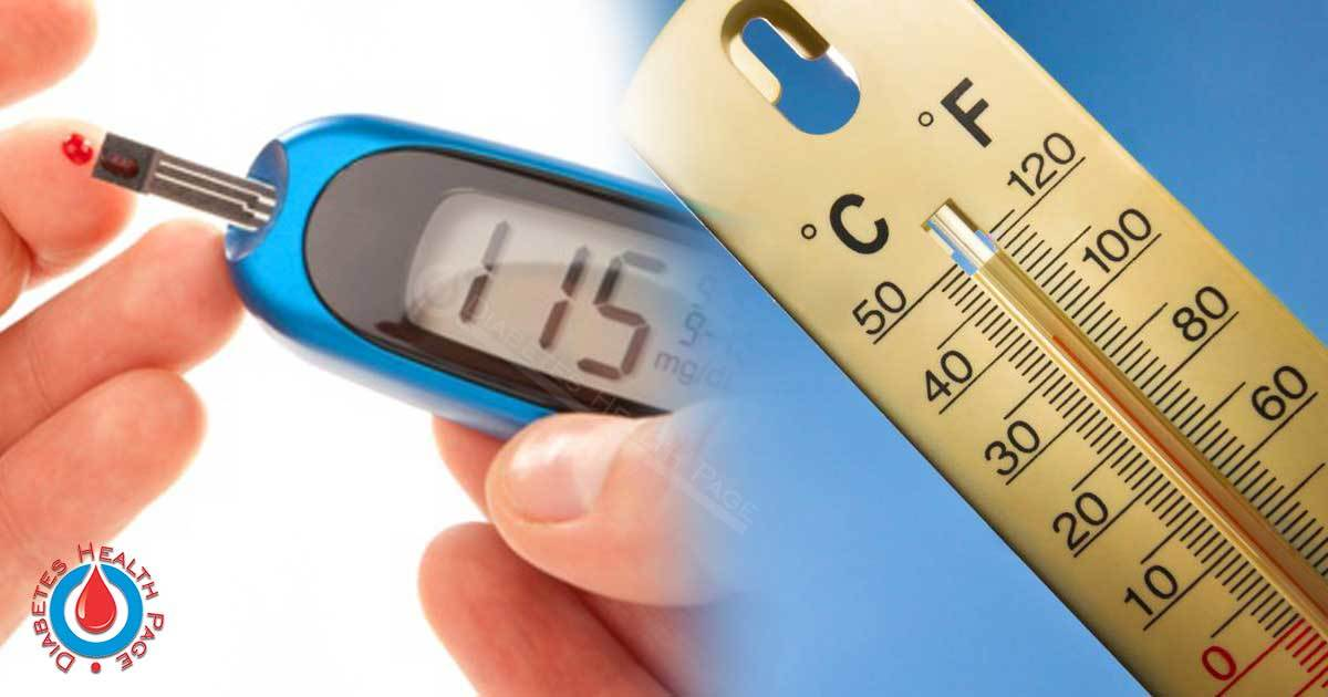 How Can Heat Affect Your Blood Sugar Level - Stay Safe in the Sun