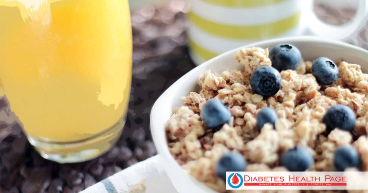 Healthy Cereals for People with Diabetes