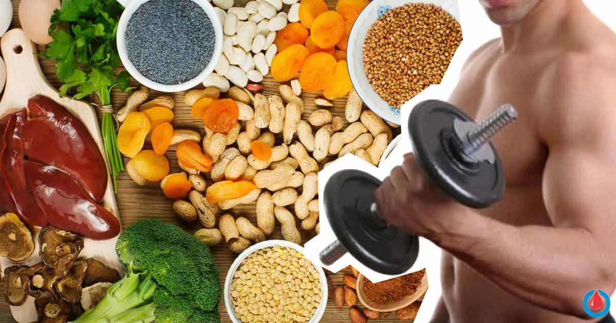 How Eating Iron-Rich Foods and Resistance Training Helps Control Your Diabetes