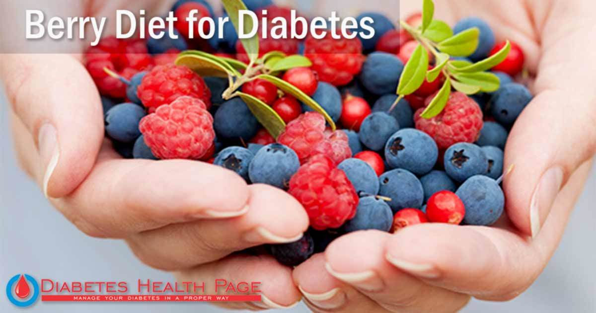 Why Berries Are So Beneficial for Those with Diabetes