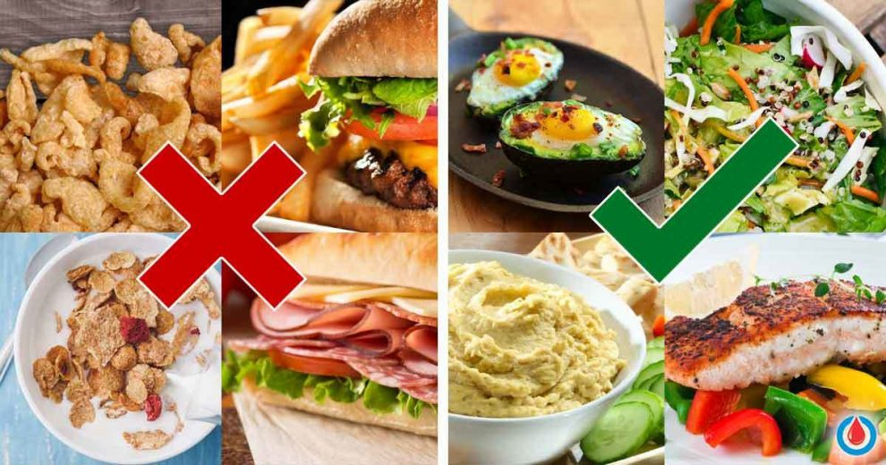 Top 15 Foods That Are Either Great of Terrible for a Prediabetes Diet