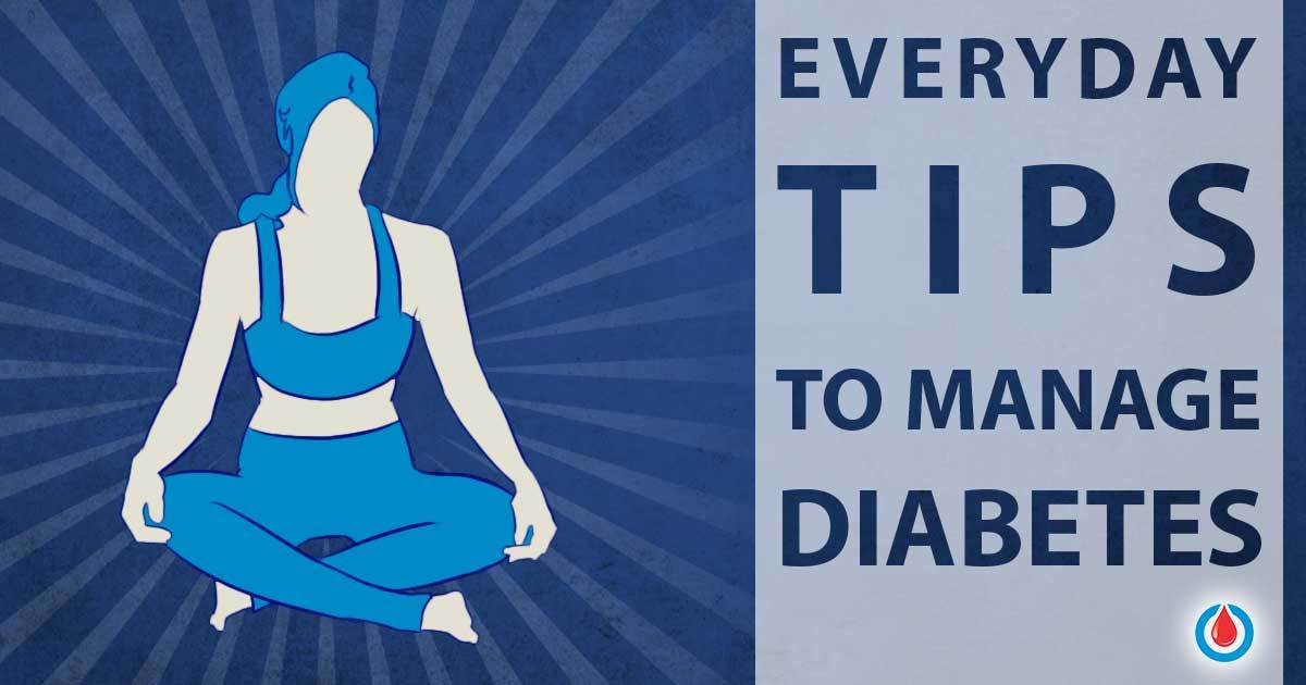 5 Easy Ways to Control Your Diabetes Naturally