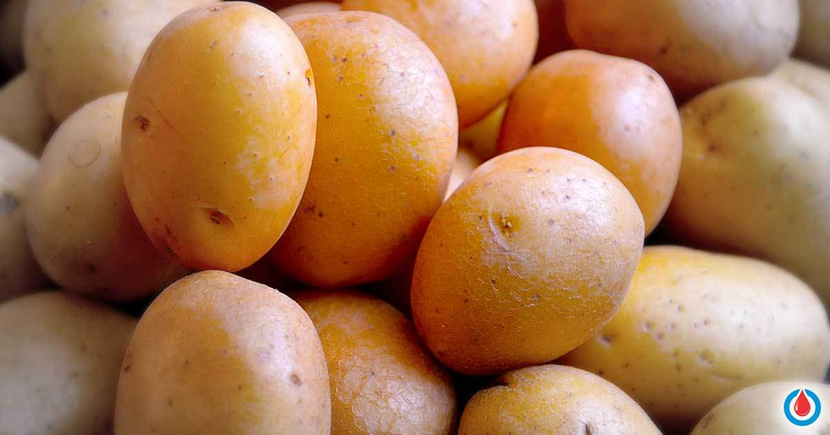 Decrease the Chance of Developing Diabetes Type 2 by Eating Less Potatoes