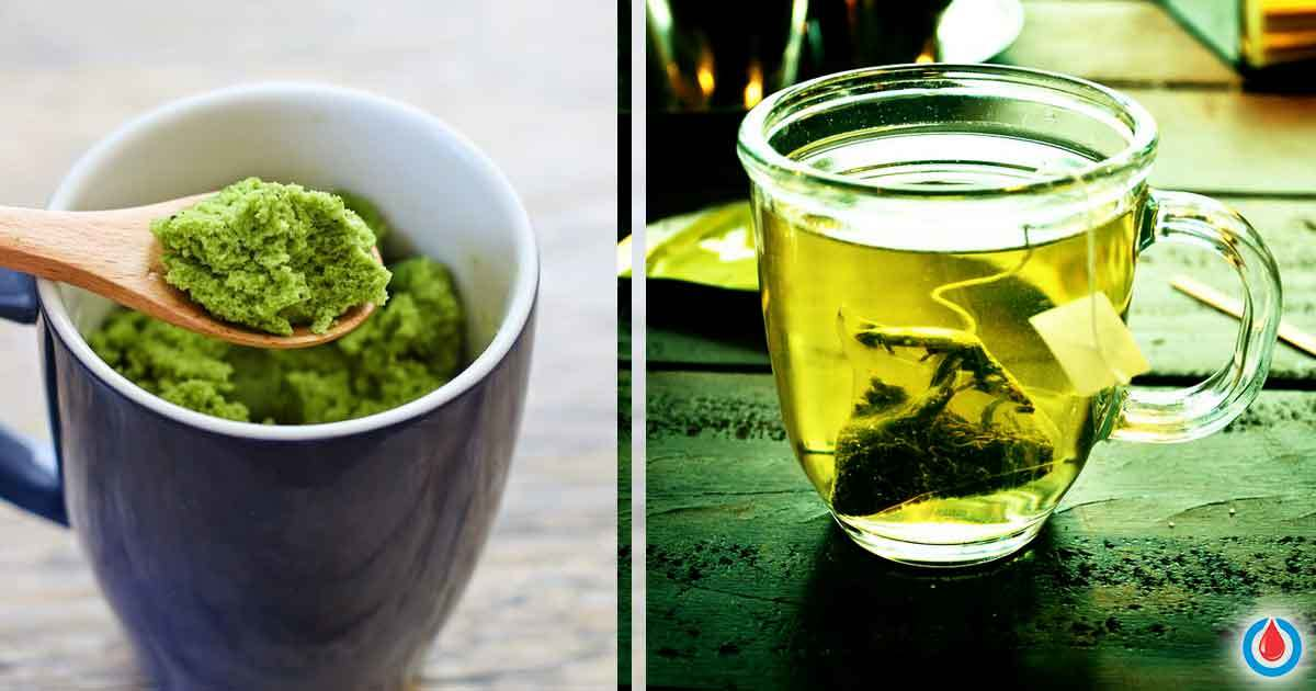 Drinking Green Tea Can Boost Memory, Insulin Resistance, and Obesity