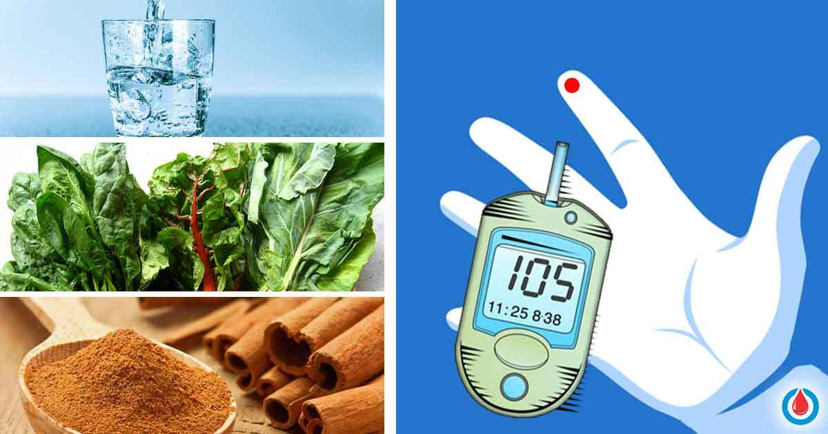 8 Natural Remedies to Help Diabetics Lower and Balance Their Blood Sugar