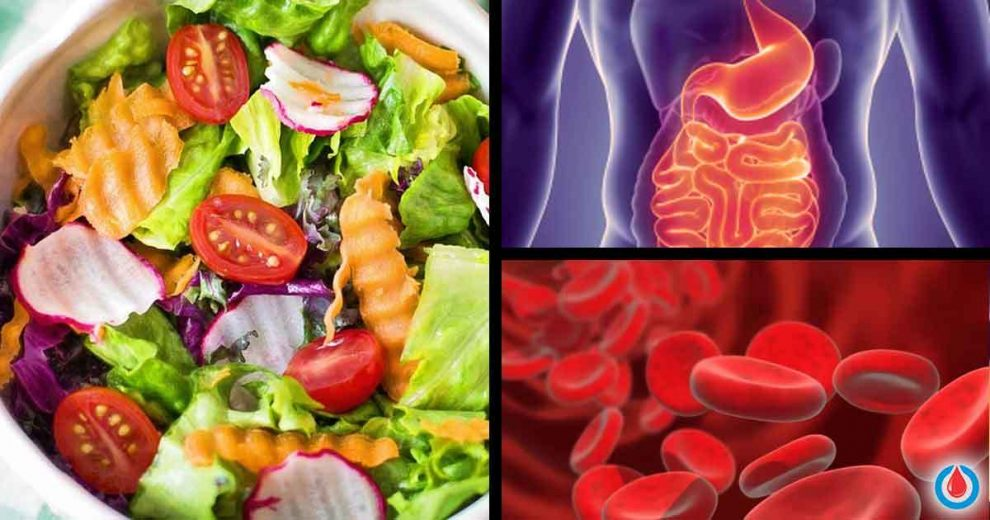 How to Plan a Stable and a Healthy Diet to Improve Your Digestion, Immunity and Blood Sugar Levels