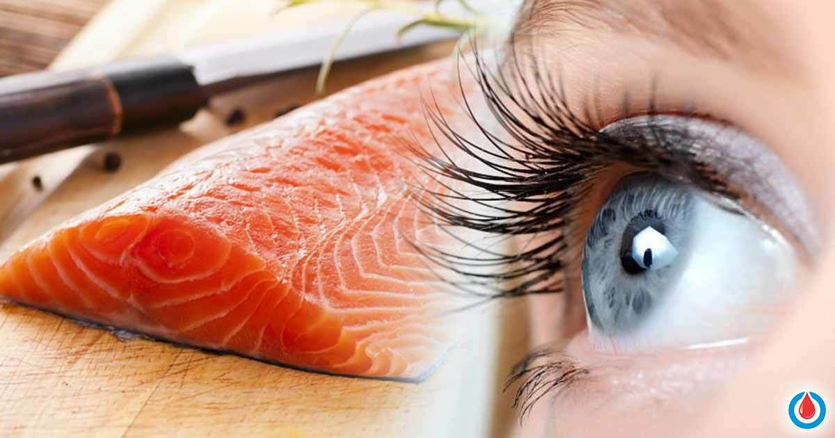 Marine Omega-3 Can Lower the Risk of Vision Loss for Elderly People with Diabetes Type 2