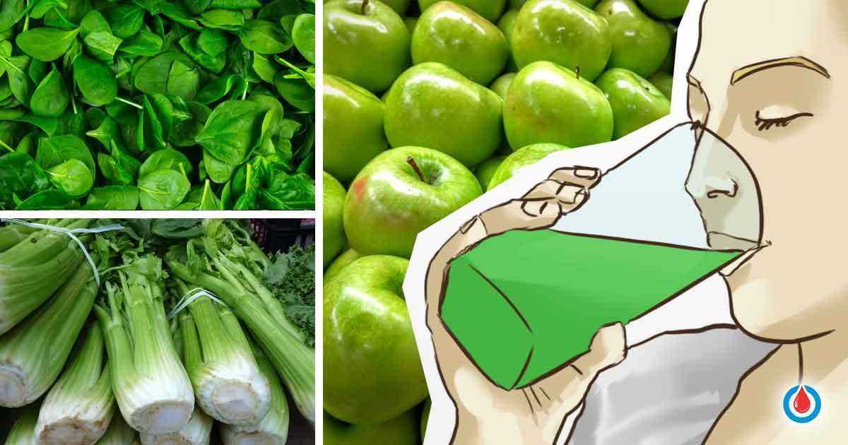 4-Ingredient Juice Recipe to Lower Blood Sugar Naturally