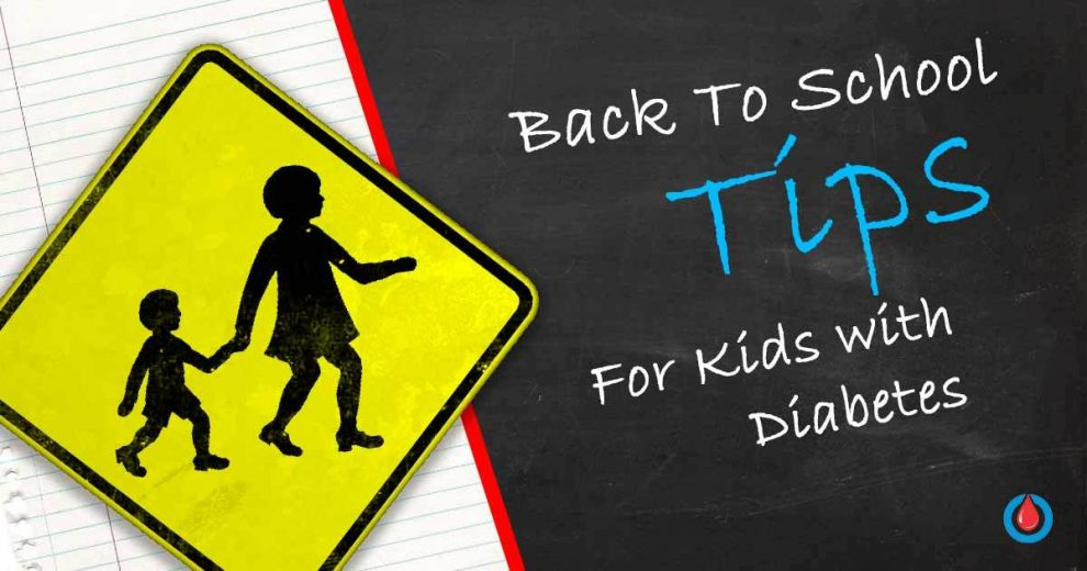 4 Tips to Prepare Kids with Diabetes for Going Back to School