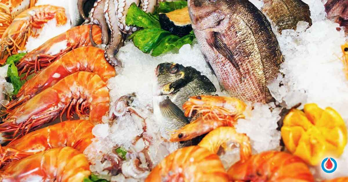 Should You Eat Seafood If You Have High Blood Sugar?