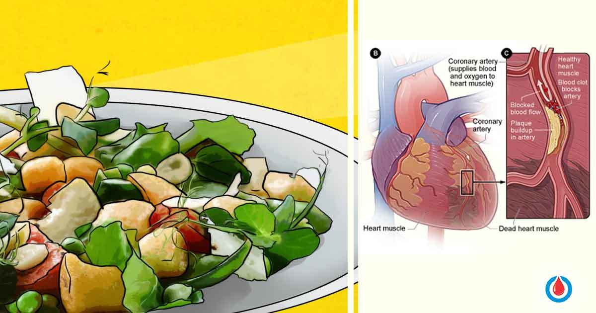 How to Reduce the Risk of Heart Disease & Diabetes [7-Day Vegetarian Meal Plan]