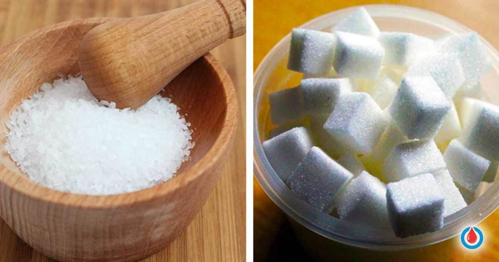 Sugar or Salt - Which is Worse for Your Blood Sugar and Overall Health?