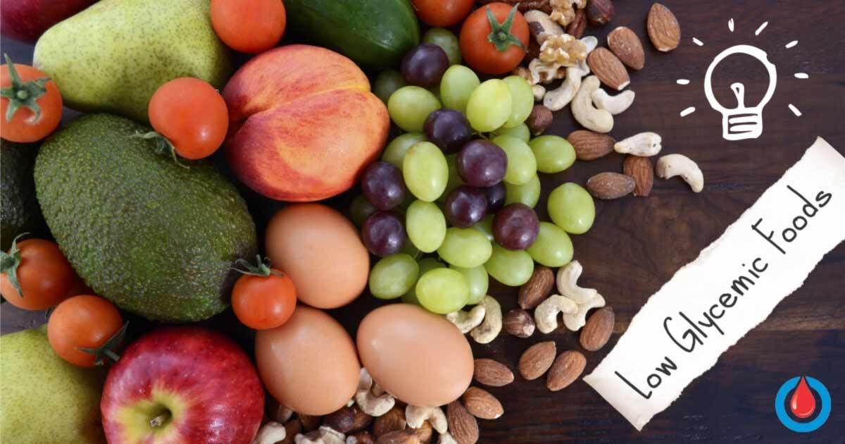 5 Tips to Choose Low Glycemic Foods to Help Control Blood Glucose and Weight
