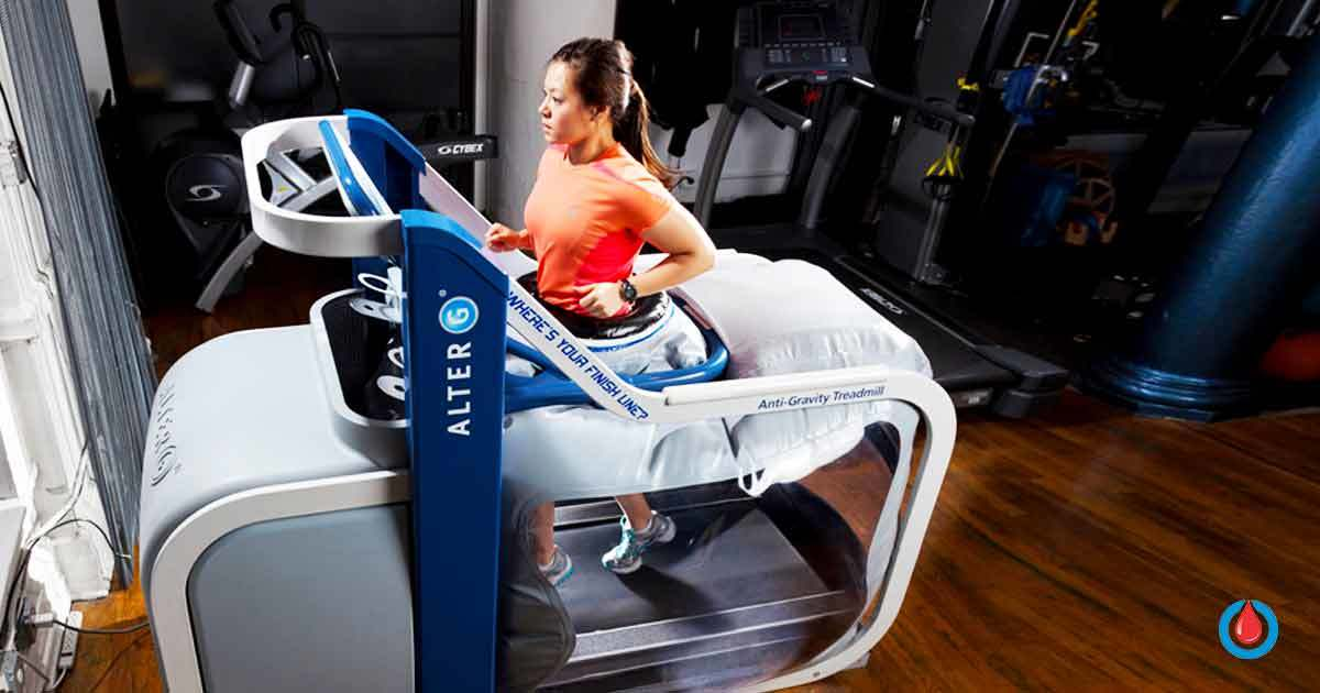 Can AlterG's Anti-Gravity Treadmill Benefit Those With Diabetes?