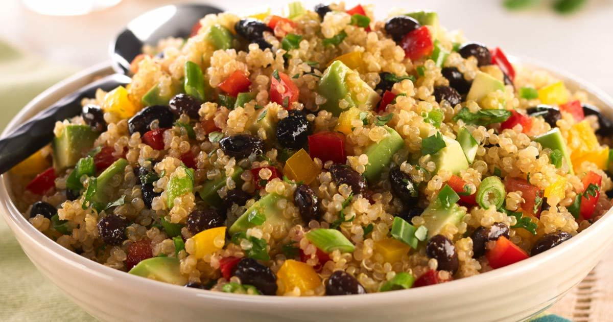 The Amazing Things That Happen to Your Body When You Eat Quinoa