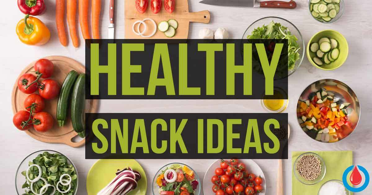 10 Healthy Snack Ideas You Must Try