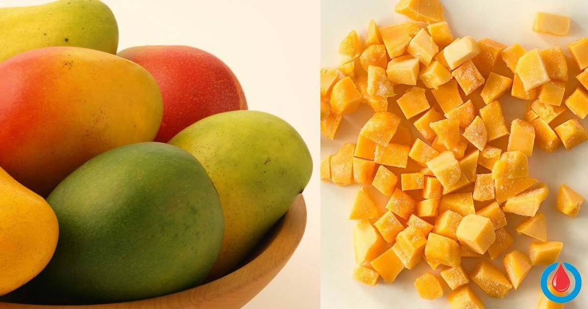Are Mangoes Good for People with High Blood Sugar