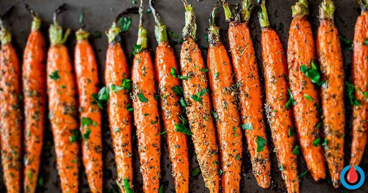 How to Make Delicious, Herb-Roasted Carrots