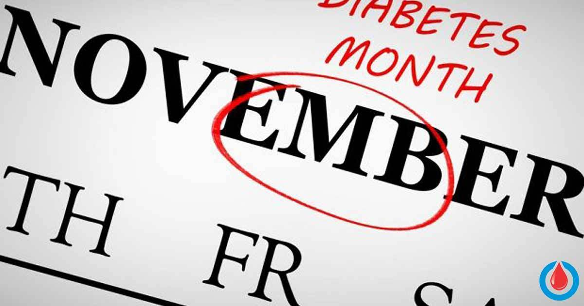 November- National Diabetes Awareness Month and Its Importance