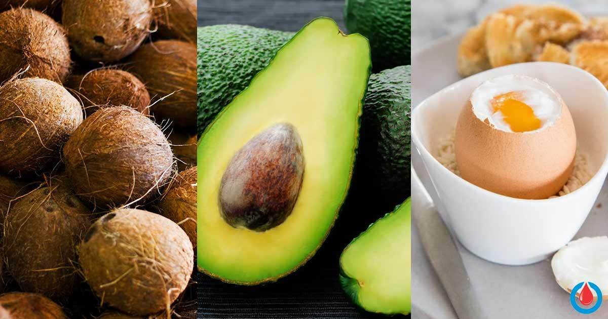10 Best Foods That Don't Affect Your Blood Glucose Levels