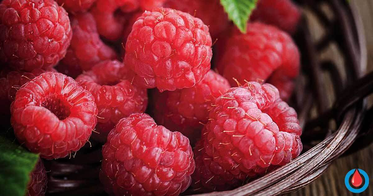 6 Impressive Health Benefits of Raspberries