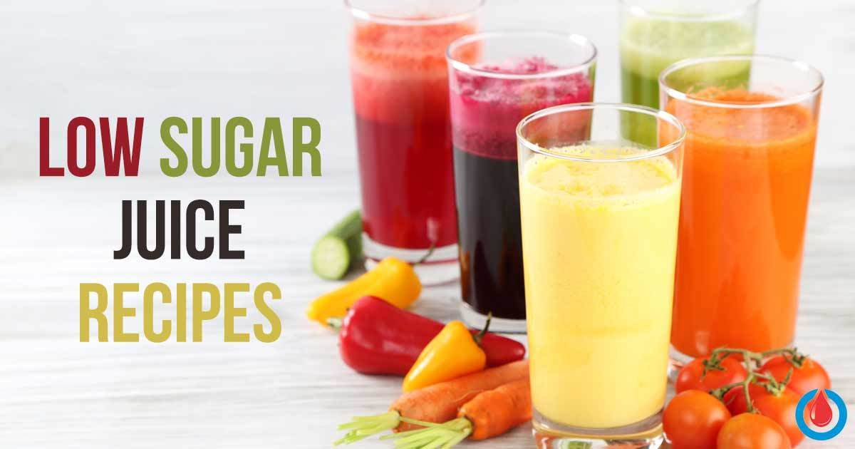 6 Juice Recipes for Better Control of Blood Glucose Levels