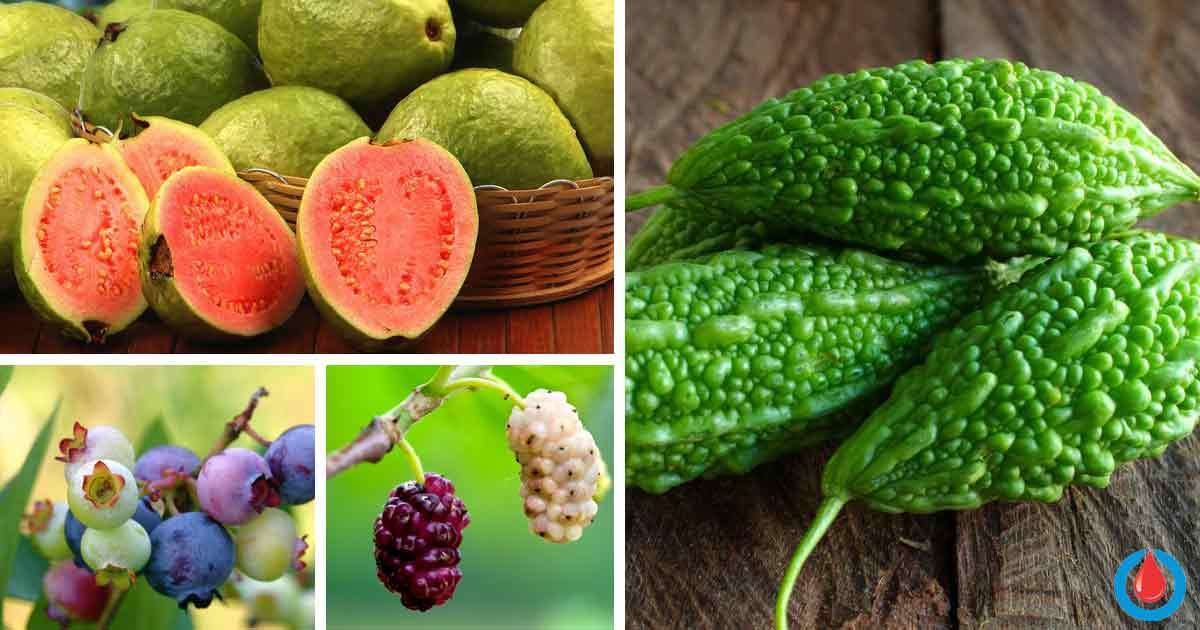 7 Herbs with Blood Glucose Lowering Effects You Probably Didn't Know