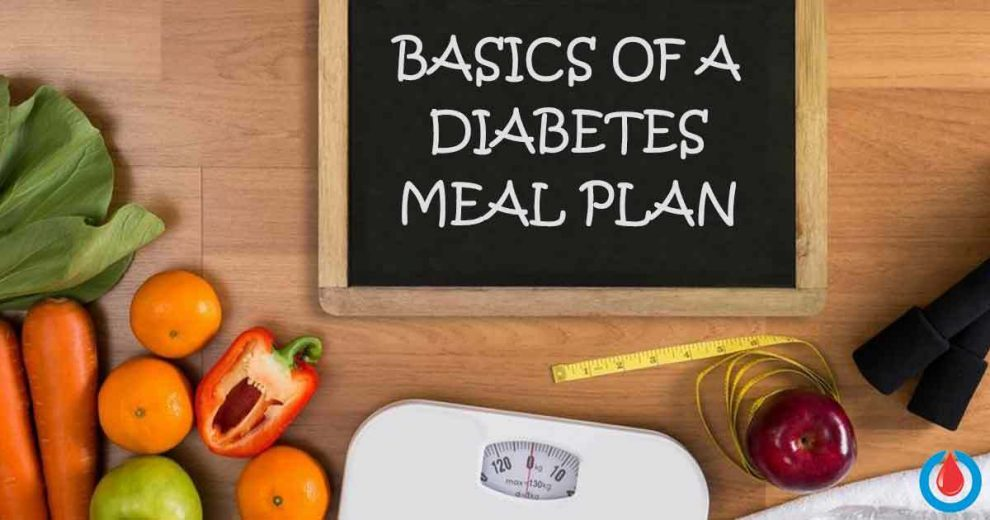 How to Make the Right Diabetic Meal Plan for You
