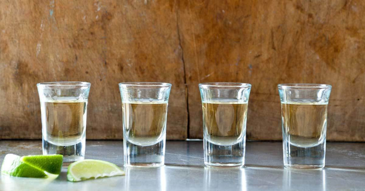 Study Shows Drinking Tequila Can Help You Shed Pounds