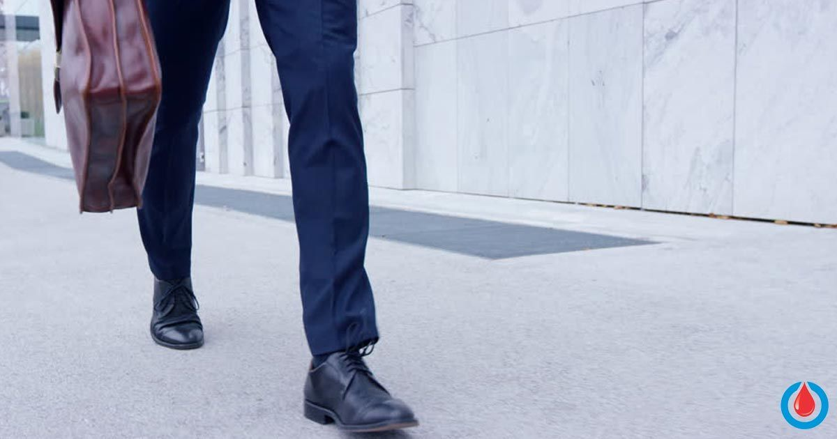 Walking to Work Can Lower the Risk of Obesity and Diabetes