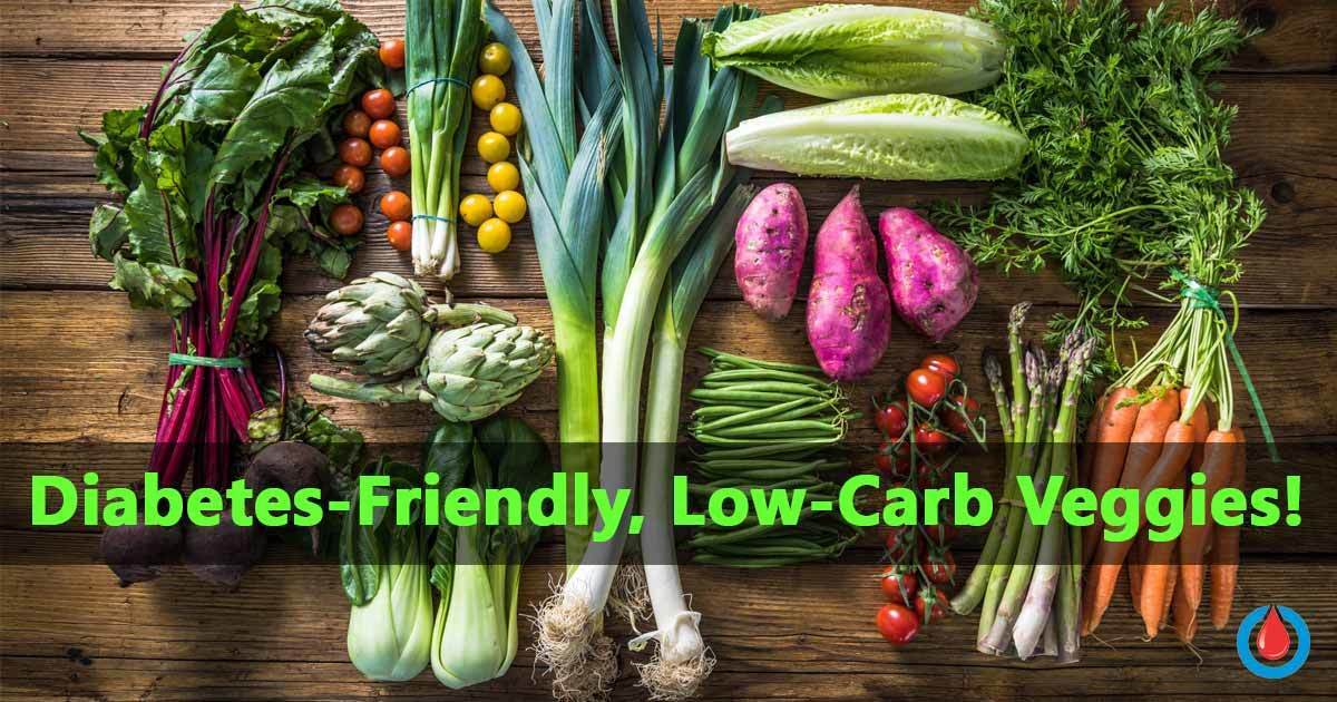 10 Low-Carb Vegetables for Stable Blood Glucose Levels