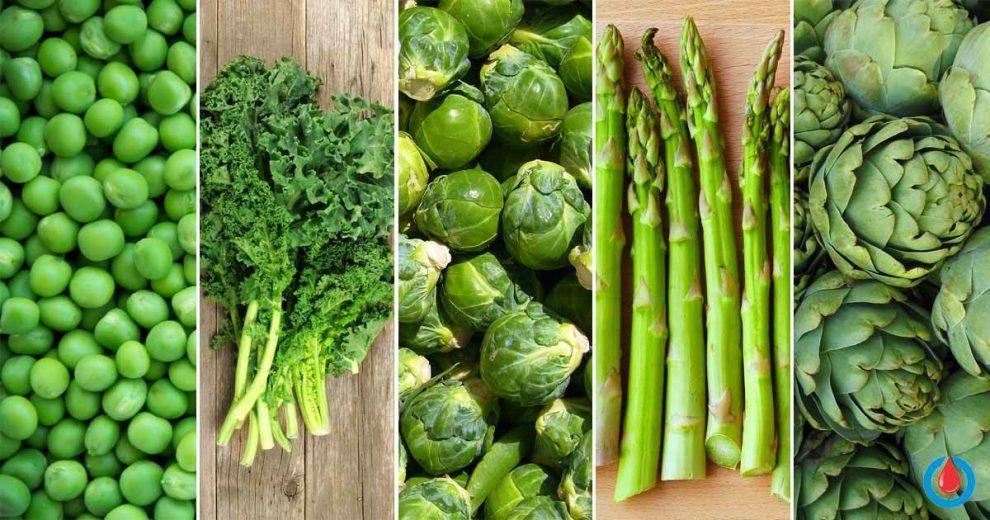 11 Vegetables High in Protein That Will Help Balance Your Blood Sugar Levels
