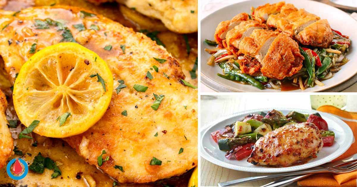 3 Healthy and Delicious Chicken Recipes