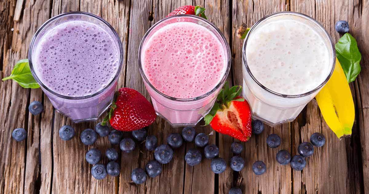 7 Smoothies That Won't Spike Your Blood Sugar Levels