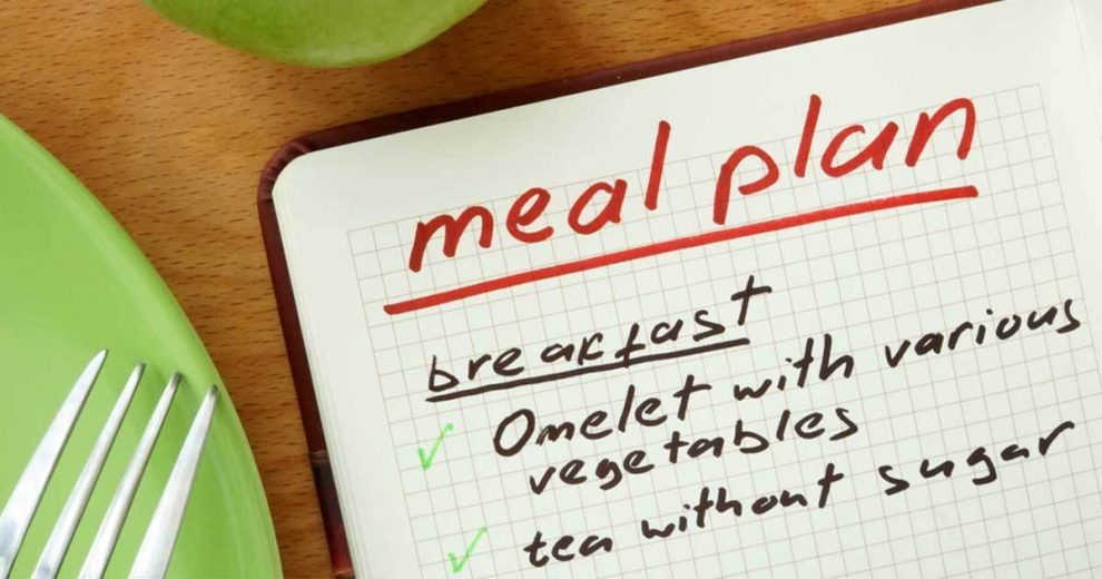 A Complete 5-Day Diabetic Meal Plan
