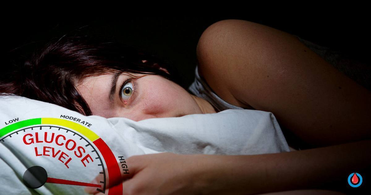 Can Blood Sugar Spikes and Dips Cause Nightmares
