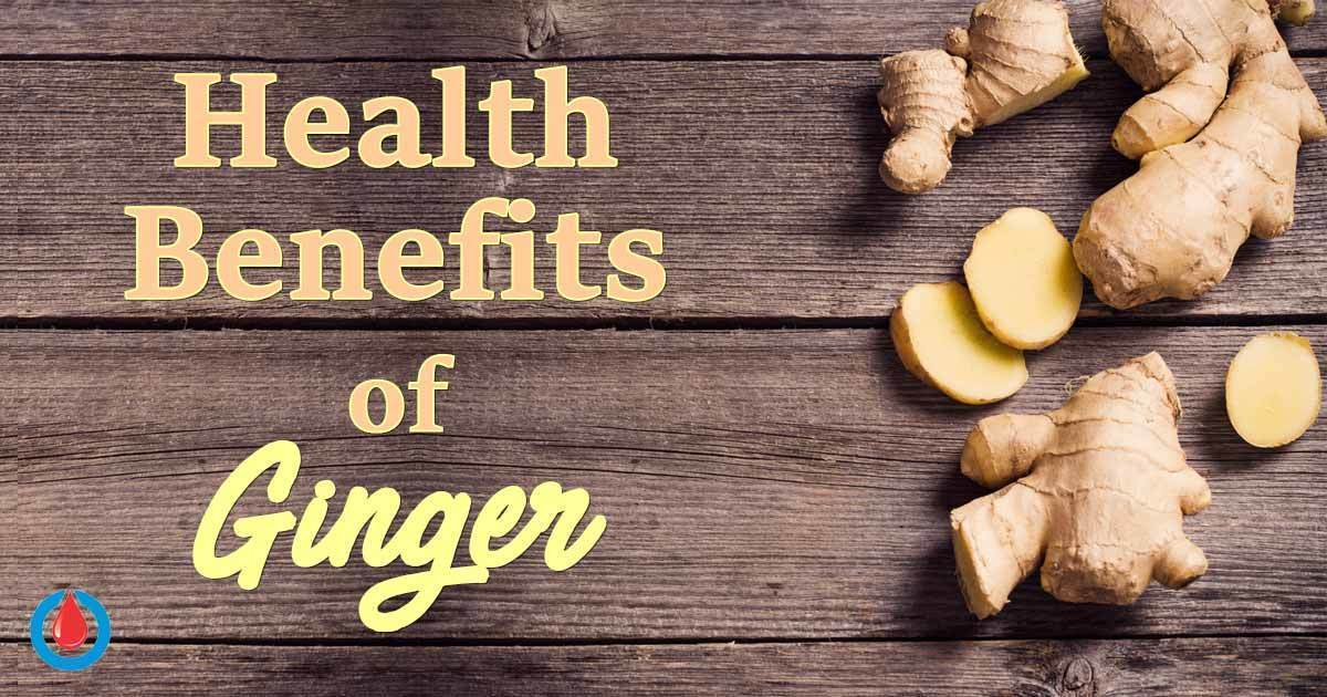 How Ginger Helps Control Blood Sugar and Reduces Pain, Inflammation and Migraines