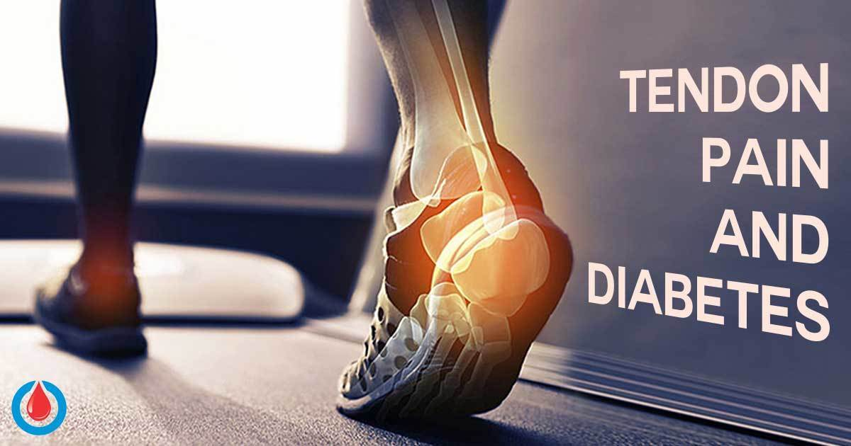 How Is Diabetes Related to Tendon Pain?