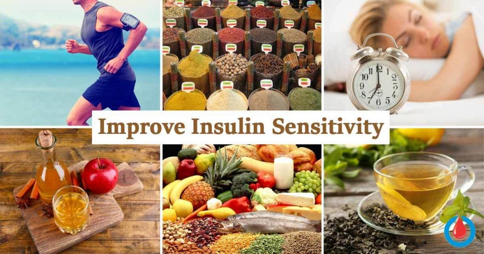 Tips to Improve Insulin Sensitivity and Prevent High Blood Glucose