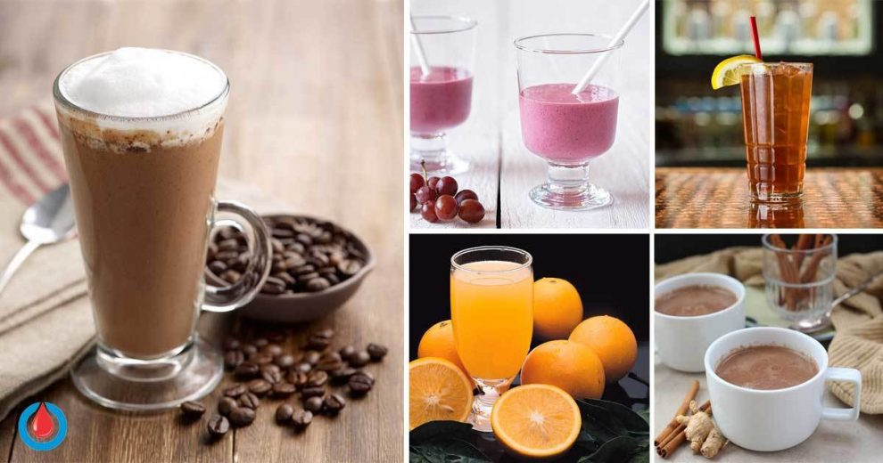 What to Drink Aside from Water If You Have High Blood Glucose