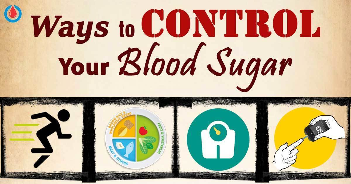 10 Helpful Tips to Keep Blood Sugar Under Control
