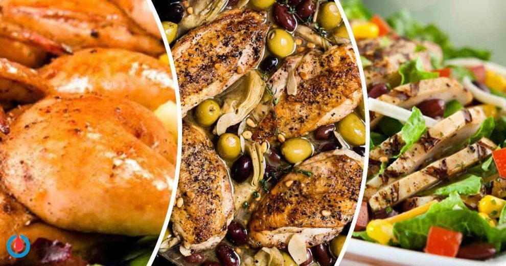 3 Delicious and Healthy Chicken Recipes You Will Fall in Love With