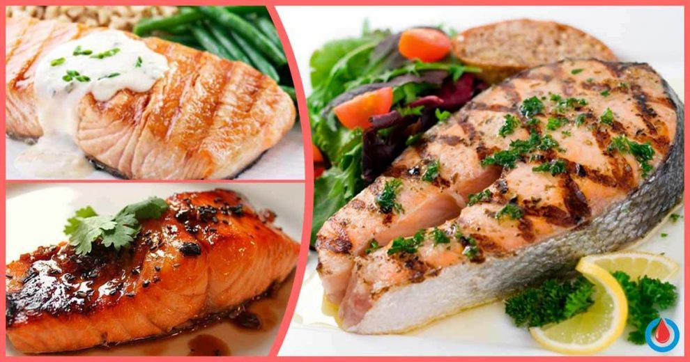 3 Super Delicious and Healthy Salmon Recipes