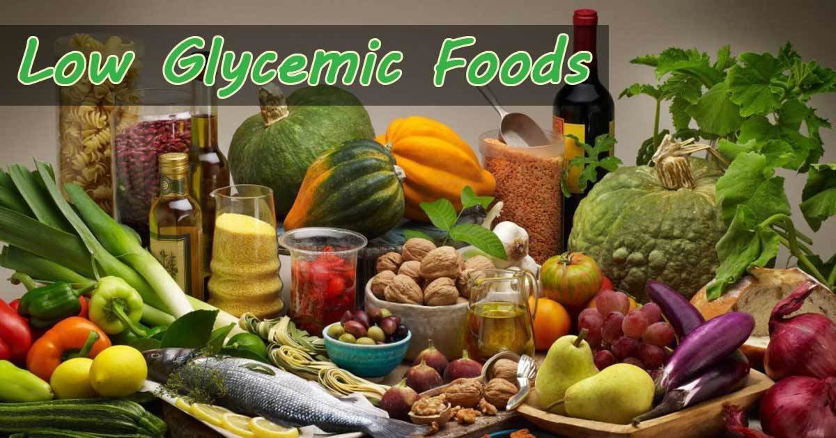 30 Low Glycemic Foods That Won't Spike Your Blood Glucose Levels