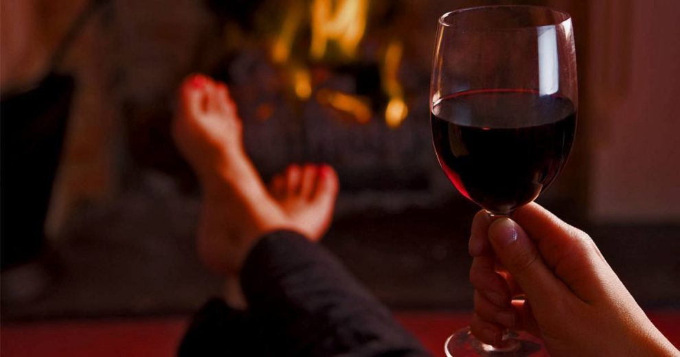 A Glass of Red Wine a Night Could Help Protect the Heart, Study Says