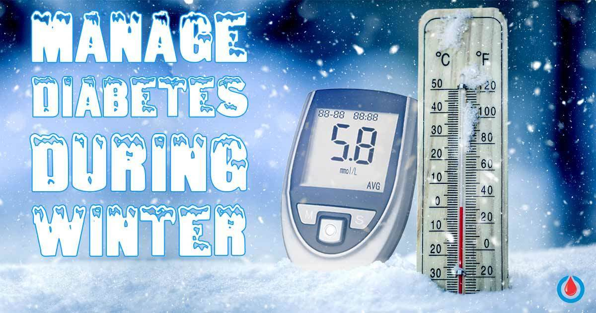 Cold Weather and Diabetes Here's What You Should Do