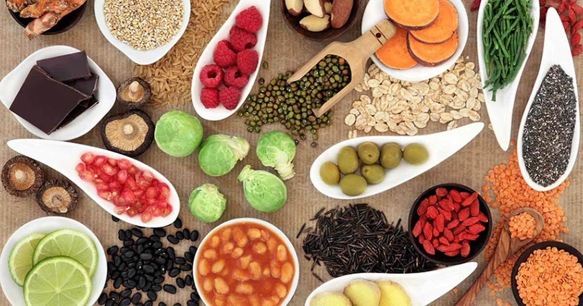 Complete Food List That Won't Raise Your Blood Sugar Levels