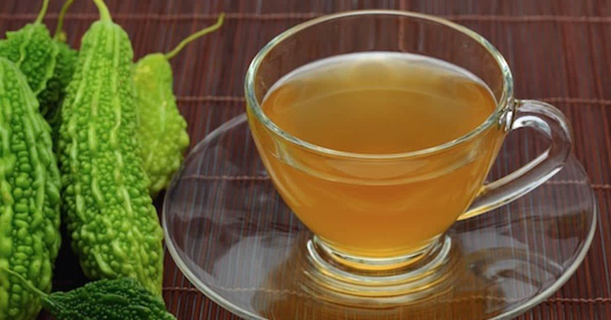 Make Bitter Gourd Tea to Cleanse the Liver, Improve Vision, and Lower Blood Glucose